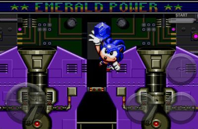 Arcade games: download Sonic Spinball to your phone