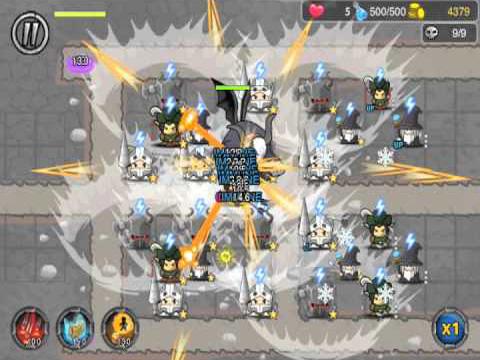 RPG-Spiele: Lade Magisches Geschick: Der Held des fantastischen Königreichs auf dein Handy herunter