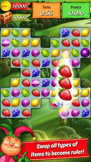 King craft: Puzzle adventures para Android