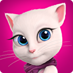 Talking Angela Symbol