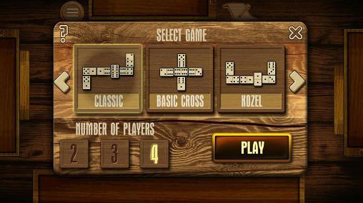 Jogos de lógica Dominopara smartphone