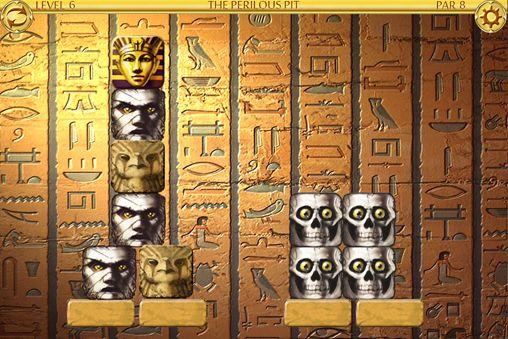 Schätze der Mumie für iPhone