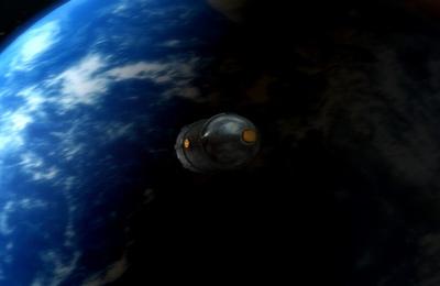Le Voyage vers le Centre de le Lune de Jules Verne - Partie 1 en russe