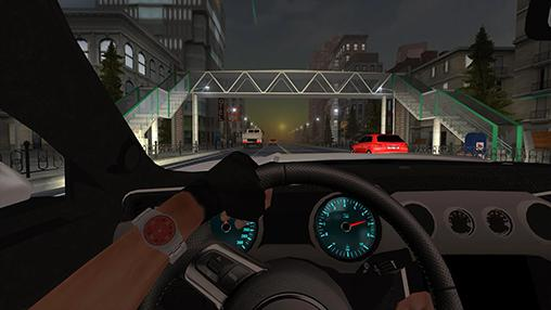 Traffic driver für Android