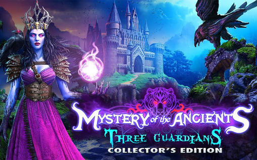Mystery of the ancients: Three guardians. Collector's edition Screenshot