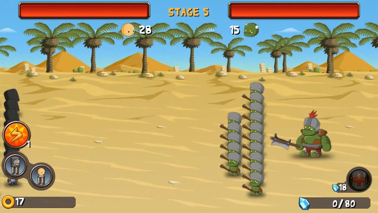 A Little War screenshot 1