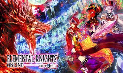 Elemental Knights Online RED screenshot 1