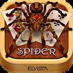 Иконка Spider solitaire by Elvista media solutions