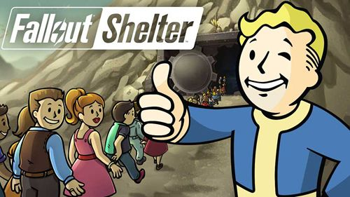 Fallout shelter online скріншот 1