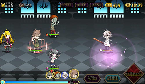 Fallen princess for Android