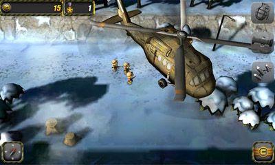 Tiny Troopers Screenshot