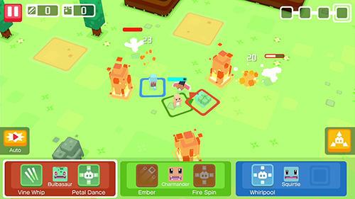 Pokemon Quest für iPhone