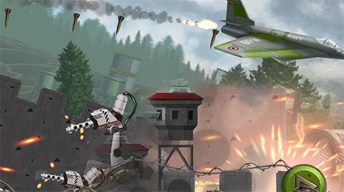 Tank race: WW2 shooting game Screenshot