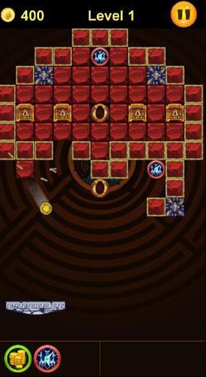 Arkanoid: Crush of Mythology. Brick breaker para Android