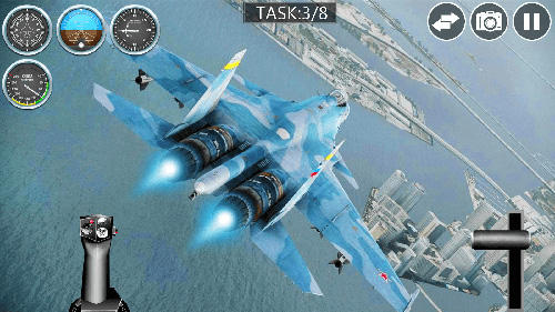 Airplane: Real flight simulator für Android