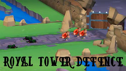 Royal tower defence Screenshot