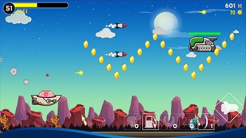 Heroes attack: Alien shooter Screenshot