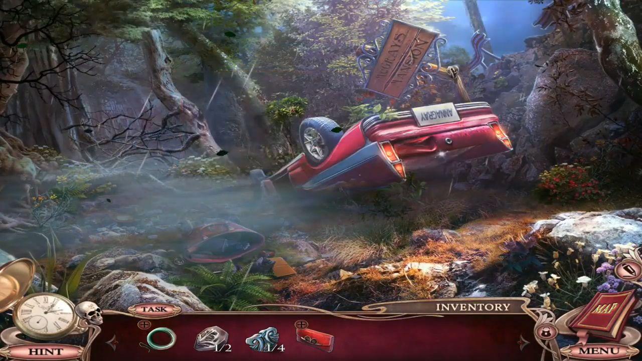 Grim Tales: The Time Traveler - Hidden Objects capture d'écran 1