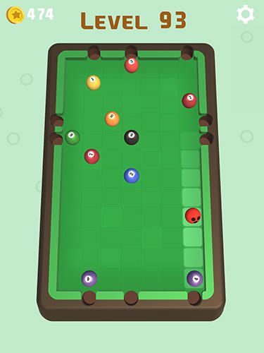 Flick pool star für Android