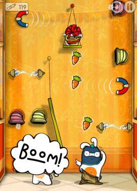 Arcade-Spiele: Lade Räuber-Hasen! auf dein Handy herunter