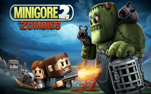 Minigore 2: Zombies captura de tela 1