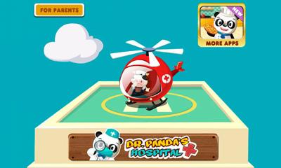 Dr. Panda's Hospital captura de pantalla 1