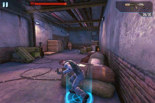 Screenshot Auftragskiller: Scharfschütze auf dem iPhone