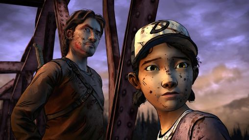 Capturas de tela de The walking dead: Season two