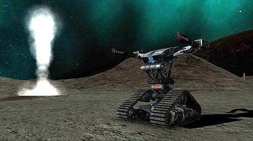 Actionspiele Robokrieg: Robot war online für das Smartphone