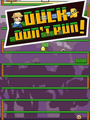 Duck don't run! capture d'écran