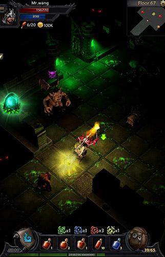 Sniper hell: King of dark. Survival para Android