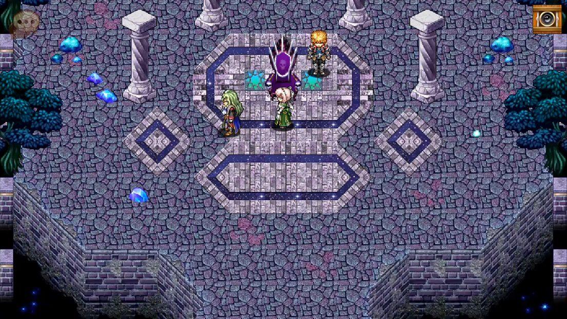 RPG Asdivine Kamura für Android