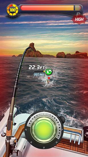 Ace fishing No.1: Wild catch Screenshot