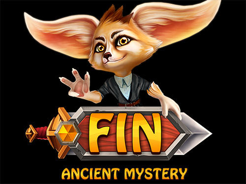 Fin and ancient mystery: Platformer-metroidvania screenshot 1