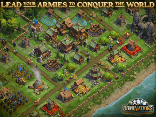 DomiNations para Android