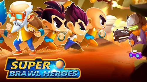 Super brawl heroes Screenshot