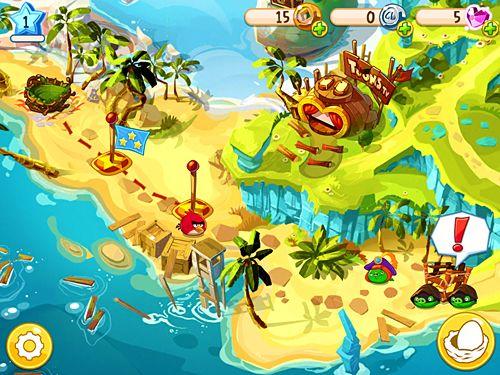 RPG-Spiele: Lade Angry Birds: Episch auf dein Handy herunter