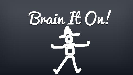 Brain it on! Physics puzzles Screenshot