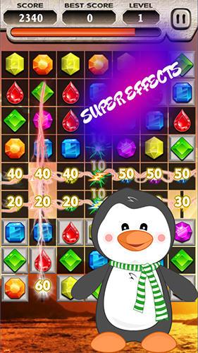 3 Gewinnt-Spiele Block puzzle jewels auf Deutsch