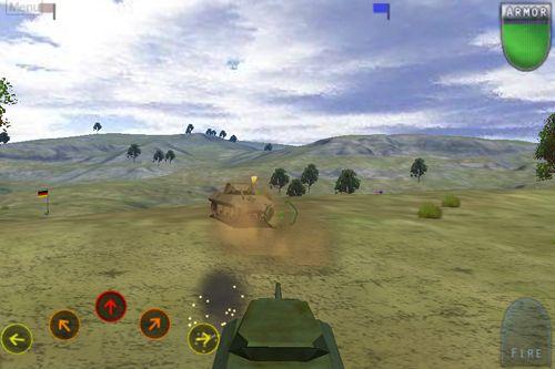 Screenshot Nach dem Krieg: Panzer der Freiheit auf dem iPhone