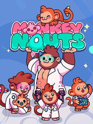 логотип Мавпочки астронавти