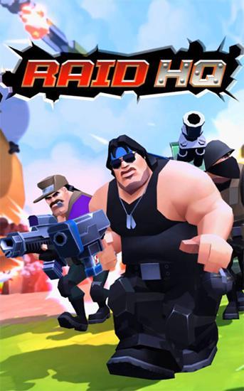 Raid HQ скріншот 1