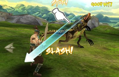 Online games Monster Blade in English