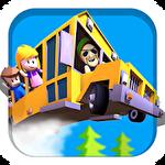 Drifting school bus Symbol