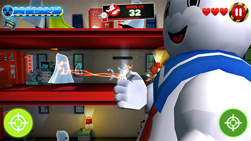 Playmobil Ghostbusters für Android
