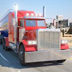 Truck driver 3D: Extreme roads Symbol