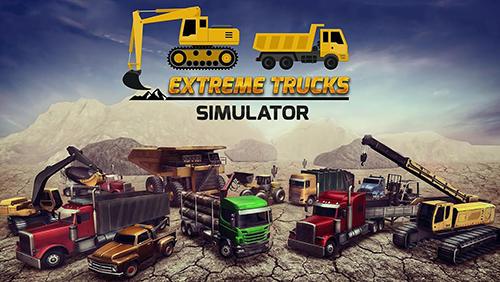 Extreme trucks simulator capture d'écran 1