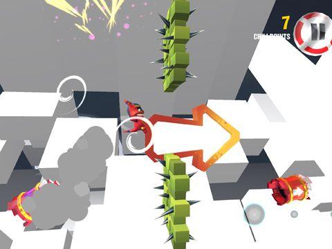 Arcade-Spiele: Lade Tap & Blast auf dein Handy herunter