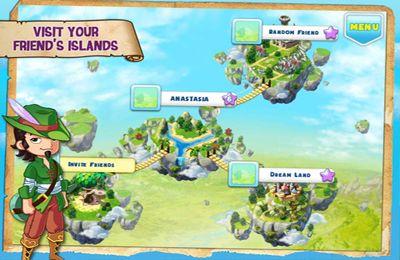 Fantasy Town — Enter a Magic Village! на русском языке