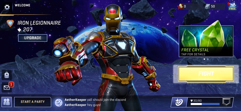 MARVEL Realm of Champions screenshot 1